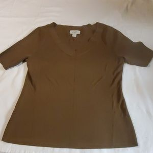 ATL Small Blouse brown